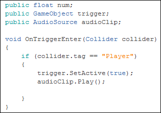 I want my game to trigger an AudioClip, but I cannot hear anything